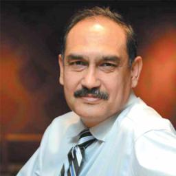 Dr Harsh Mahajan pic
