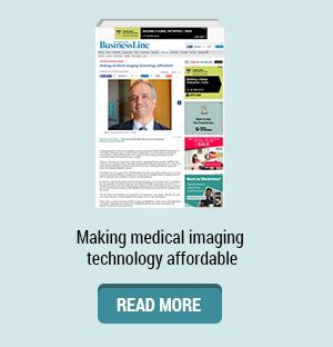 Making medical imaging technology affordable