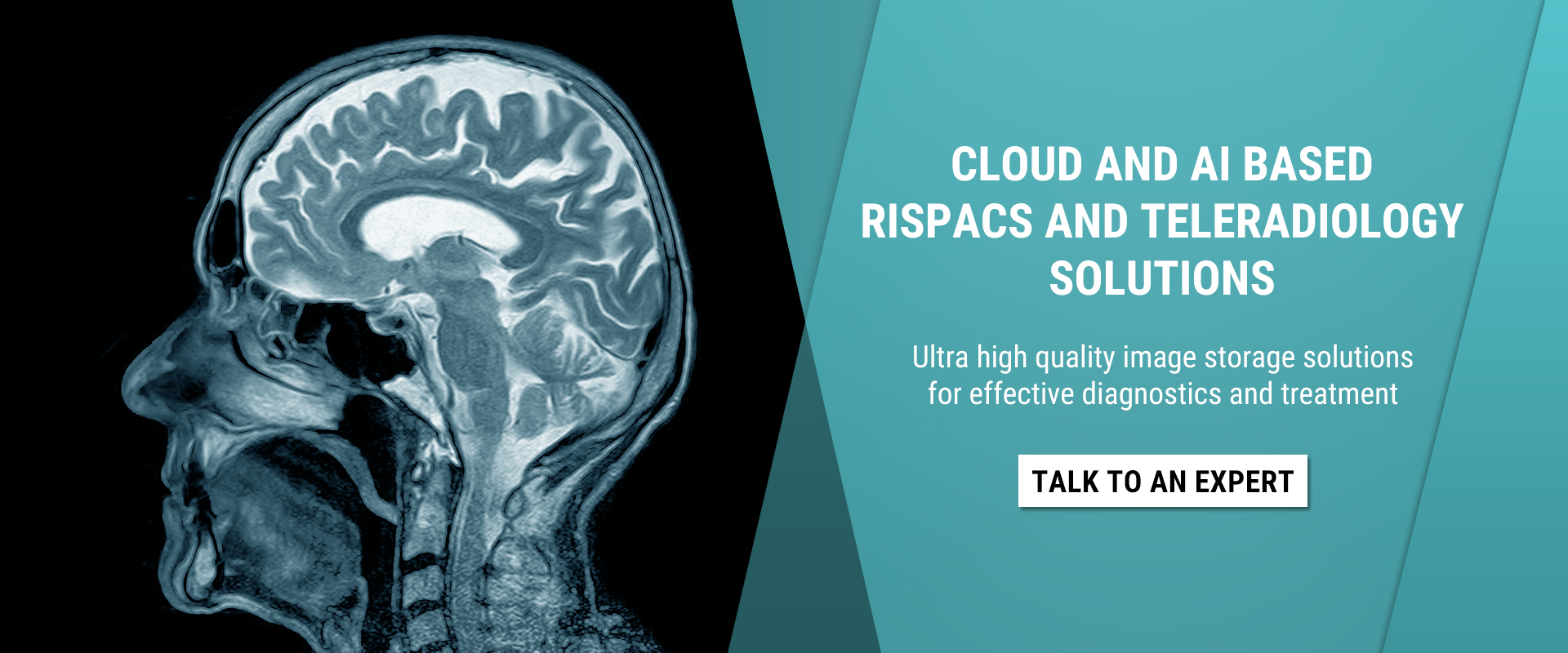 Cloud and AI based RISPACS and Teleradiology solutions
